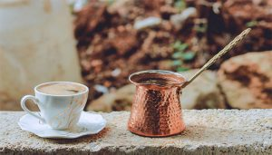 Turkish coffee (Ibrik) Tutorial
