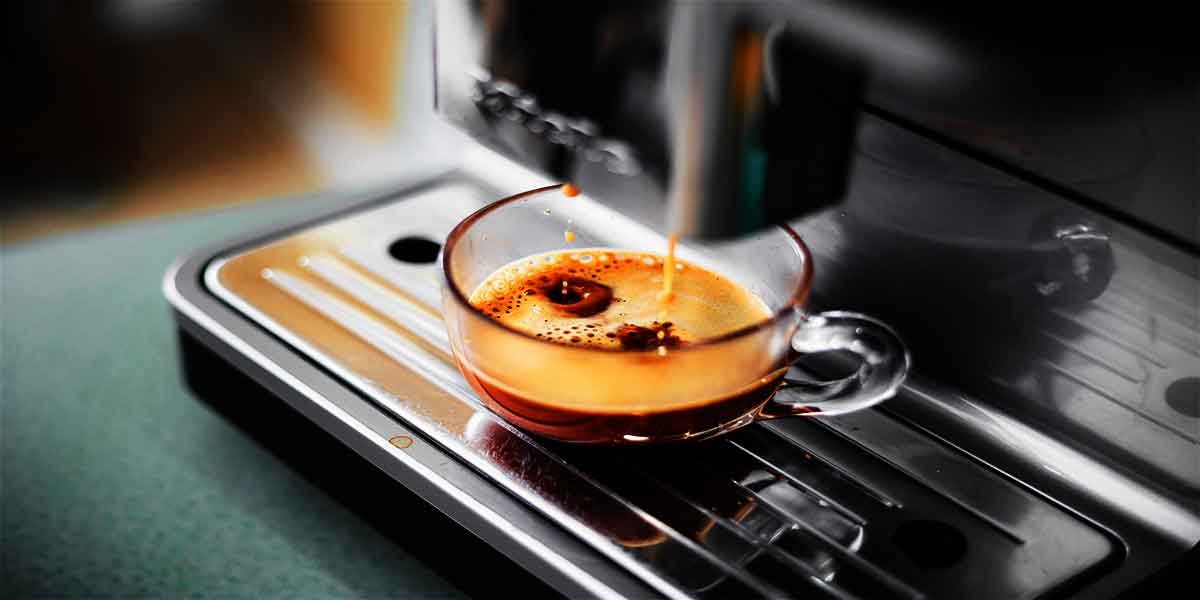 Types of Commercial Espresso Machine