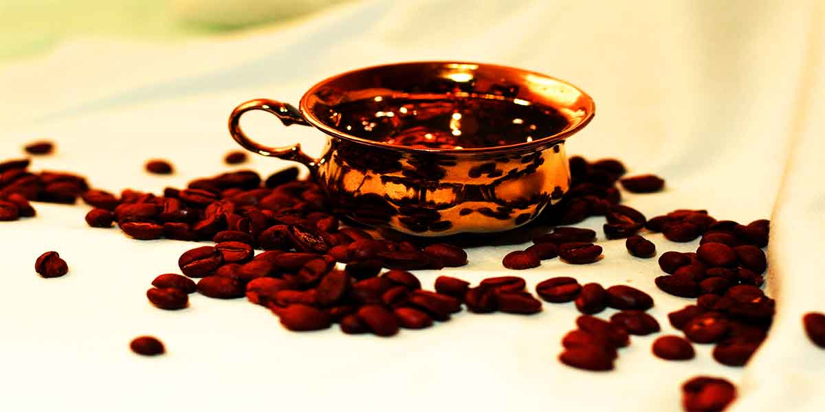 Store coffee beans