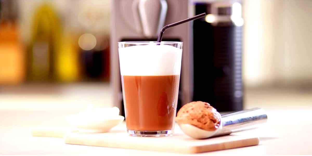 How to make Iced Coffee ~ Easy, Fast way