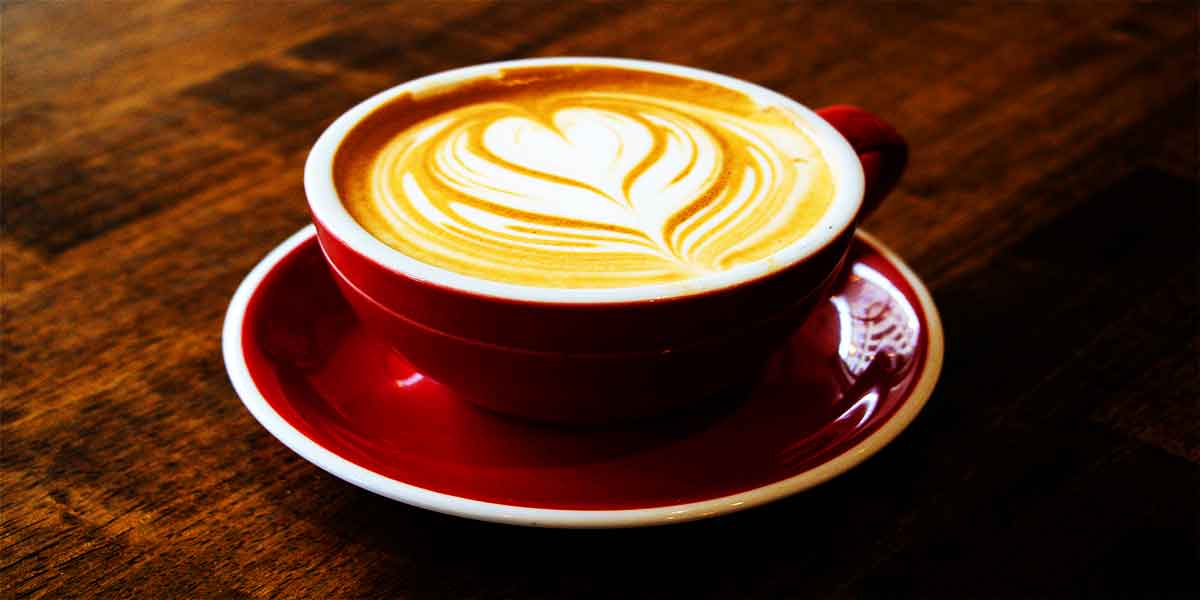 How to make Rosetta latte art