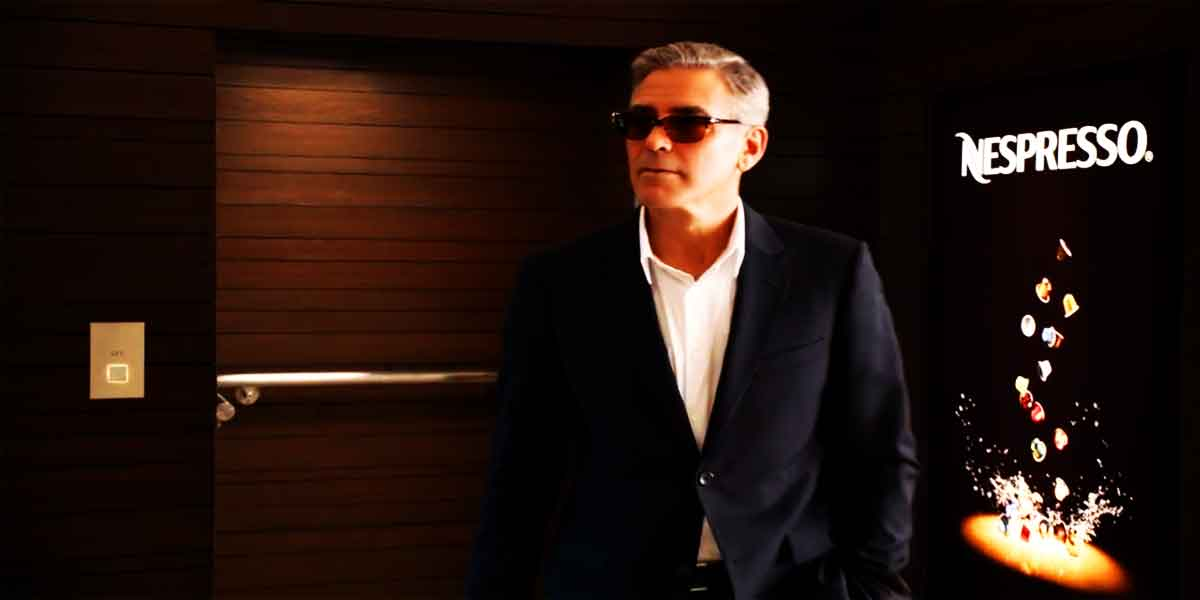 George Clooney Nespresso Deal is Worth $40 Million.